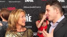 """Edie Falco chats with #InTheLab's Arthur Kade at the premiere of HBO's """"Boardwalk Empire"""" about how grateful she is to have starred on HBO's """"The Sopranos"""" and why she loves playing Jackie Peyton on """"Nurse Jackie""""."""