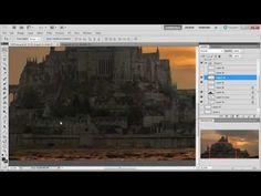 Create a Fantasy City Using Architectural Photographs http://psd.tutsplus.com/tutorials/photo-effects-tutorials/fantasy-city/