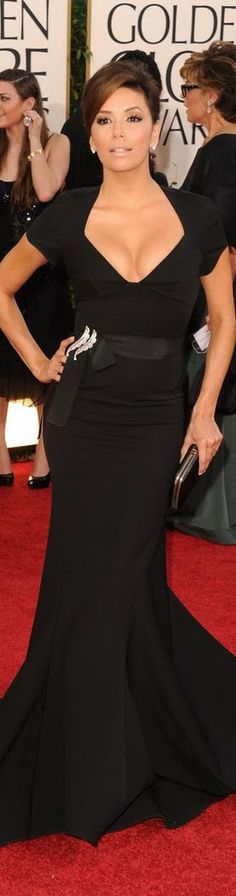 Red Carpet Fashion #dress - Zac Posen