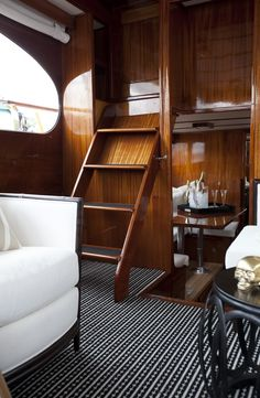 5 Ways a Carpet Can Transform the Look of Your Boat yacht interior black and white rug Yacht Design, Boat Design, Boot Dekor, Boat Carpet, Sailboat Interior, Sailboat Decor, Buy A Boat, Deck Boat, Boat Building Plans