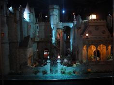 Coleen Moore's Fairy Castle...I just wanted to walk through the front gates and explore...