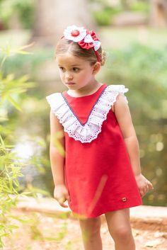 Little Girl Fashion, Kids Fashion, Womens Fashion, Vestidos Dolce Petit, Tutus For Girls, Babydoll Dress, Baby Dress, Kids Outfits, Flower Girl Dresses
