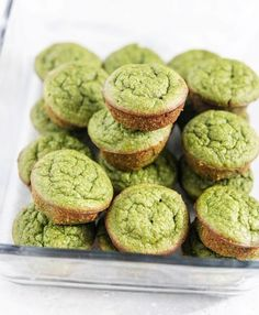 These healthy Spinach Muffins are made with fresh spinach, gluten-free oats, banana, and a touch of honey for a naturally-sweet muffin my kids love! Egg-free option included. #stpatricksday #saintpatricksday #greenfood #muffins #kidfood #healthykids #healthykidsfood #healthyrecipes #mealprep #glutenfree #dairyfree #vegetarian #healthyrecipe #glutenfreerecipes #oats Healthy Muffins, Healthy Snacks, Healthy Eating, Healthy Recipes, Gluten Free Muffins, Gluten Free Breakfasts, Gluten Free Recipes, Baby Food Recipes, Gourmet Recipes