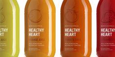 Healthy Heart Juice - The Dieline -