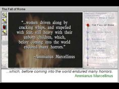 The Fall of Rome (The Early Middle Ages Part 1) - http://www.zaneeducation.com - Learn some of the important events that happened in world history before and during the early Middle Ages, between A.D. 300 and 1000, and learn about some of the authors who lived and wrote during the early Middle Ages. See how Christian and Buddhist monks as well as intellectual Muslims helped preserve the classical philosophy, literature, math, and science texts of Greece and Rome, which allowed ...