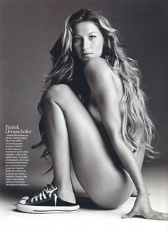 Gisele by Patrick Demarchelier