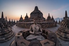 the-unique-beauty-of-borobudur-temple. The holy sanctuary in #indonesia