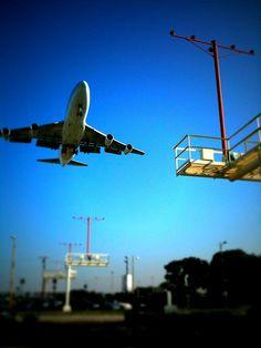 """planespotting at l.a.x."" by howard-f, via Flickr"