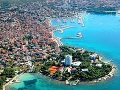 Did you know that Vodice are one of the hottest tourist destination in Croatia? :)