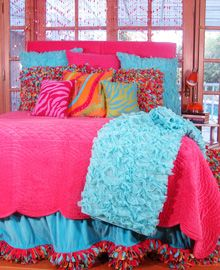 Girls bedding for tween teen