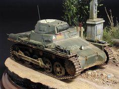 Panzer I Befehlswagen