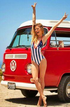 Volkswagen – One Stop Classic Car News & Tips Volkswagen Bus, Beetles Volkswagen, Vw T1, Volkswagen Minibus, Volkswagen Transporter, Vw Caravan, Vw Camper, Combi Ww, Carros Vintage
