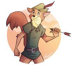 Robin Hood by InspectorPheels