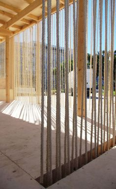 Cadiz Temporary Pavilion / Breathnach Donnellan with EASA Participants