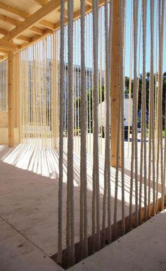 Cadiz Temporary Pavilion / Breathnach Donnellan with EASA Participants