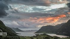 Clouds From The North Sea by oebotnen. Please Like http://fb.me/go4photos and Follow @go4fotos Thank You. :-)