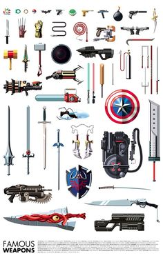 Famous Weapons