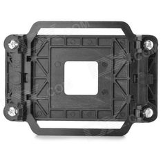 AMD CPU Fan Bracket Plastic Base for AM2 Socket - Black. Color Black Brand N/A Quantity 1 Set Shade Of Color Black Material Plastic Packing List 1 x Base. Tags: #Computers/Tablets #Networking #Hardware #Parts #Hardware #Cooling #Gears