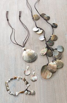 Mother of Pearl jewelry
