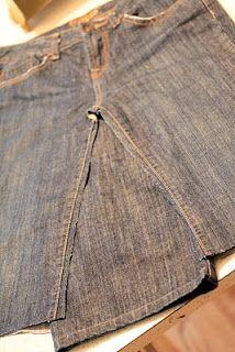 Katie s Secret Blog: instant skirt