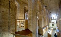 HIC Arquitectura » J. Fontserè _ L. Clotet + I. Paricio > 1876, 1999. Dipòsit de les Aigües, Barcelona.