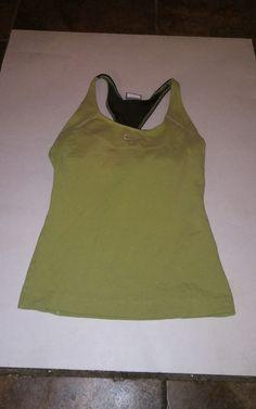 Women's Nike Active Wear Top Size Small with Shelf Bra  #Nike #Top #Casual