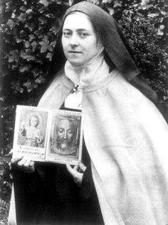 Saint Thérèse of the Child Jesus and the Holy Face, O.C.D., St. Therese asked Mother Marie de Gonzague to give her the name of The Holy Face.