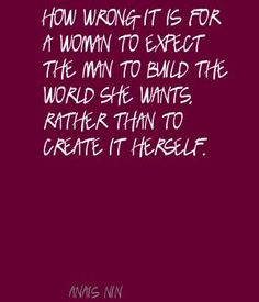 how wrong is it for a woman to expect - Google Search