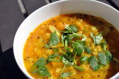 Butternut Squash, Coconut, and Lentil Stew (Aarti's Indian Summer Stew)