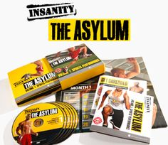 Start your winning streak with INSANITY: THE ASYLUM™. Shaun T takes your skills and fitness up to elite status with sports-specific training and progressive drills inspired by pro athletes. During this 30-day program, he'll push you to build your speed, coordination, agility, and power. You'll be ready for game day—every day.