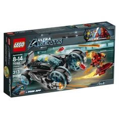 I'm learning all about LEGO Ultra Agents Infearno Interception 70162 at @Influenster! @LEGO_Group