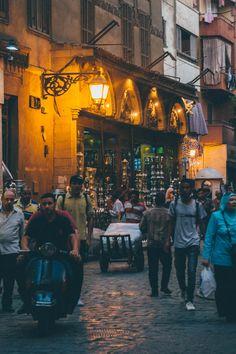 Le Caire, souk