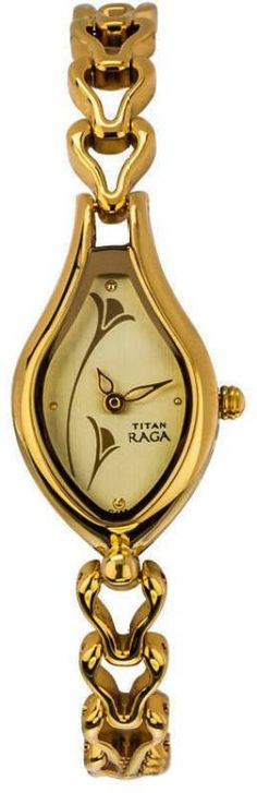 Titan NH2457YM02 Analog Watch - For Women