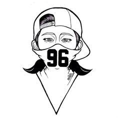 hanbin fanart 96L