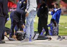 'No one feels safe': New Orleans on edge after mass shooting #NewOrleans, #Shooting, #US
