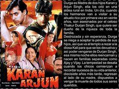Cine Bollywood Colombia: KARAN ARJUN