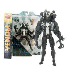 $24.89 (Buy here: https://alitems.com/g/1e8d114494ebda23ff8b16525dc3e8/?i=5&ulp=https%3A%2F%2Fwww.aliexpress.com%2Fitem%2F21cm-DST-Marvel-Select-The-Amazing-Spider-man-2-Venom-PVC-Action-Figure-Collcetion-Model-Toy%2F32658991525.html ) 21cm DST Marvel Select The Amazing Spider-man 2 Venom PVC Action Figure Collcetion Model Toy for just $24.89