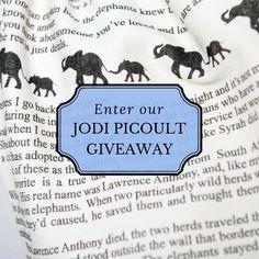 Enter our Jodi Picoult Giveaway!