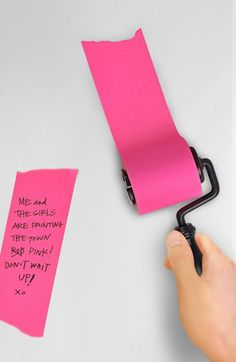 'Roller' Sticky Notes | note to self!