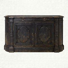 """Shop the Wilhelm Collection at Arhaus. 72x24x42"""", $2400 for dining"""