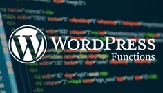 WordPress is full of great functions for us developers to use. We can pull post lists out of thin air, manipulate almost everything about them, grab any user we wish and display their social media connections in a jiffy. There are however quite a few functions which seem to be ... Continue reading »