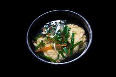 玉子スープ ¥550 ハーフ ¥300