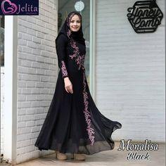 Monalisa Dress by Jelita Goth, Black, Dresses, Style, Fashion, Gothic, Vestidos, Swag, Moda