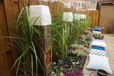 De maritieme tuim in Ermelo - Eigen Huis en Tuin Peaceful Places, Garden Inspiration, Garden Design, Home And Garden, Backyard, Beach, Plants, Caravan, Lights
