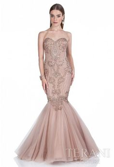 7 Best Dusty Rose Evening Dress images  06edd94b6d7d