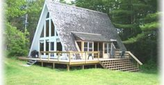 triangular roof cabin - Google Search