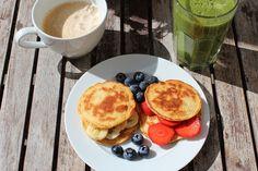Protein Pfannkuchen