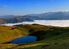 Would you like to explore some of the most beautiful places of Caucasus, but you don't enjoy camping or walking with 20 kilos on yours back? Or simply don't have enough time for a longer trek? Then look no further, this is the list for you :)