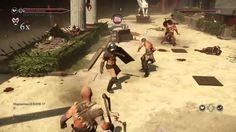 Ryse Multipayer Arena Executions