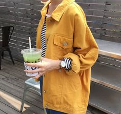 VINTAGE GINGER JACKET sold by OCEAN KAWAII. Shop more products from OCEAN KAWAII on Storenvy, the home of independent small businesses all over the world.
